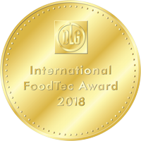MULTIVAC's X-line receives the Gold International FoodTec Award 2018